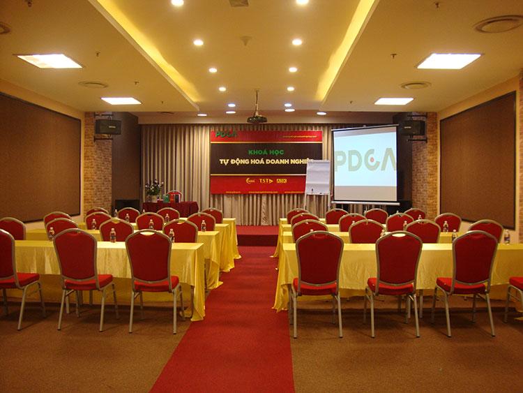 Phòng hội thảo Hà Nội – Làm thế nào để có một hội thảo thành công?