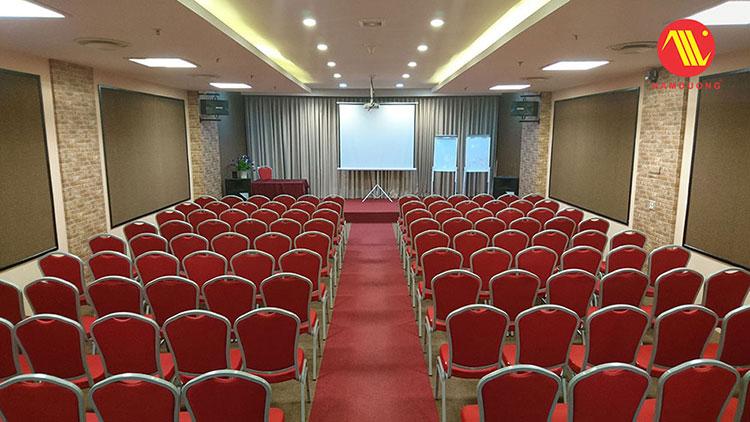 Phòng hội thảo tại thành phố Hồ Chí Minh – Tiêu chuẩn của phòng hội thảo chất lượng cao