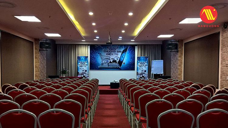 Phòng hội thảo thành phố Hồ Chí Minh – Những lỗi nên tránh khi thuê phòng hội thảo