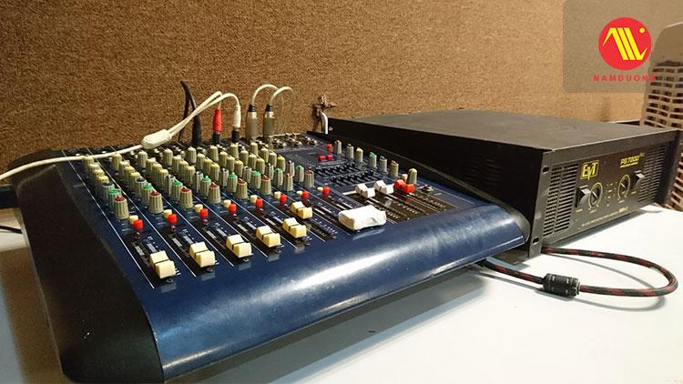 Hệ thống âm thanh công suất cao