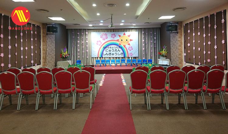 Phòng hội thảo Nam Dương (tầng 4, tòa nhà MIPEC, 229 Tây Sơn, Đống Đa, Hà Nội)